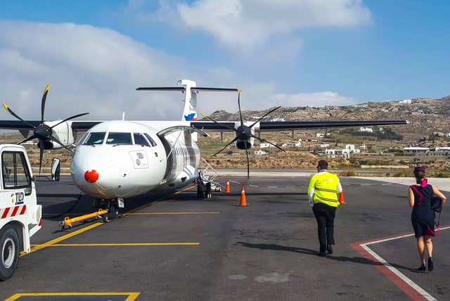 Kos Airport Airlines